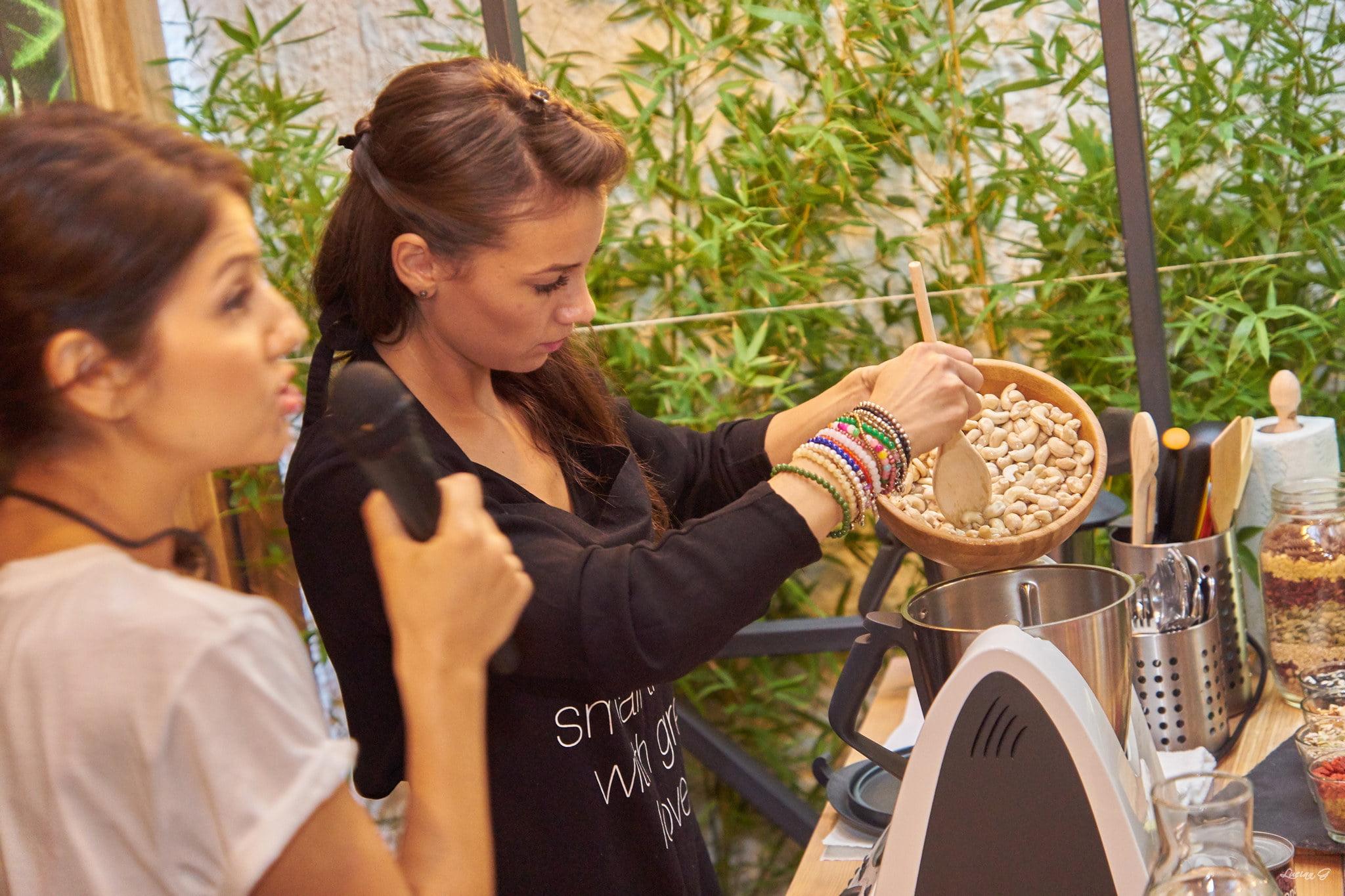 Tania Bordianu la Camara cu Merinde